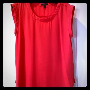 JCrew hot pink shell